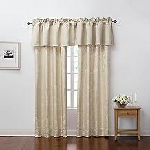 وسادة ديكور من ماركيس باي ووترفورد إيميليا، 45.72 سم × 45.72 سم، لون كريمي window valance CNEMLAW11205018