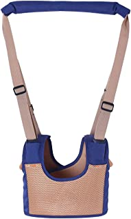 Baby Child Seat Belt Learning to Walk Harness Loss Prevention Suitable for 7-36 Months Blue