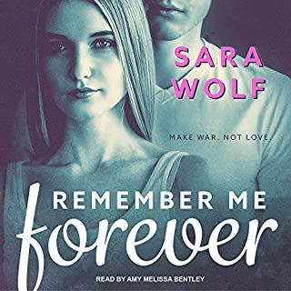 Remember Me Forever     Lovely Vicious Series, Book 3              Written by:                                                                                                                                 Sara Wolf                               Narrated by:                                                                                                                                 Amy Melissa Bentley                      Length: 10 hrs and 1 min     Not rated yet     Overall 0.0