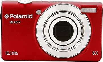 Polaroid 16.1MP Digital Camera With 3-Inch Screen (IS827-BLK-PR)