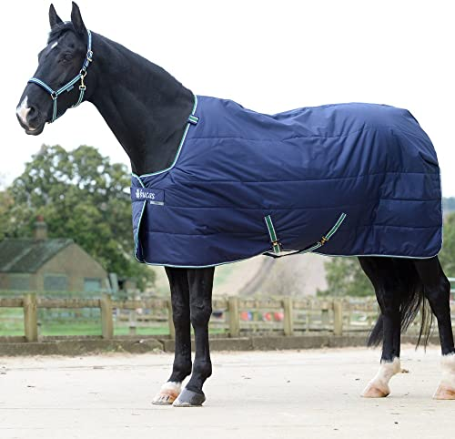 Bucas 150g Stay Dry Stable Rug 6ft3 Navy