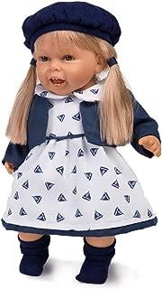 Dolls Rauber Doll Bebe, Multicoloured (rauder 3968)