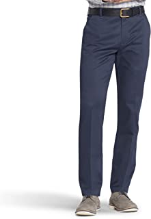 Men's Total Freedom Stretch Slim Fit Flat Front Pant
