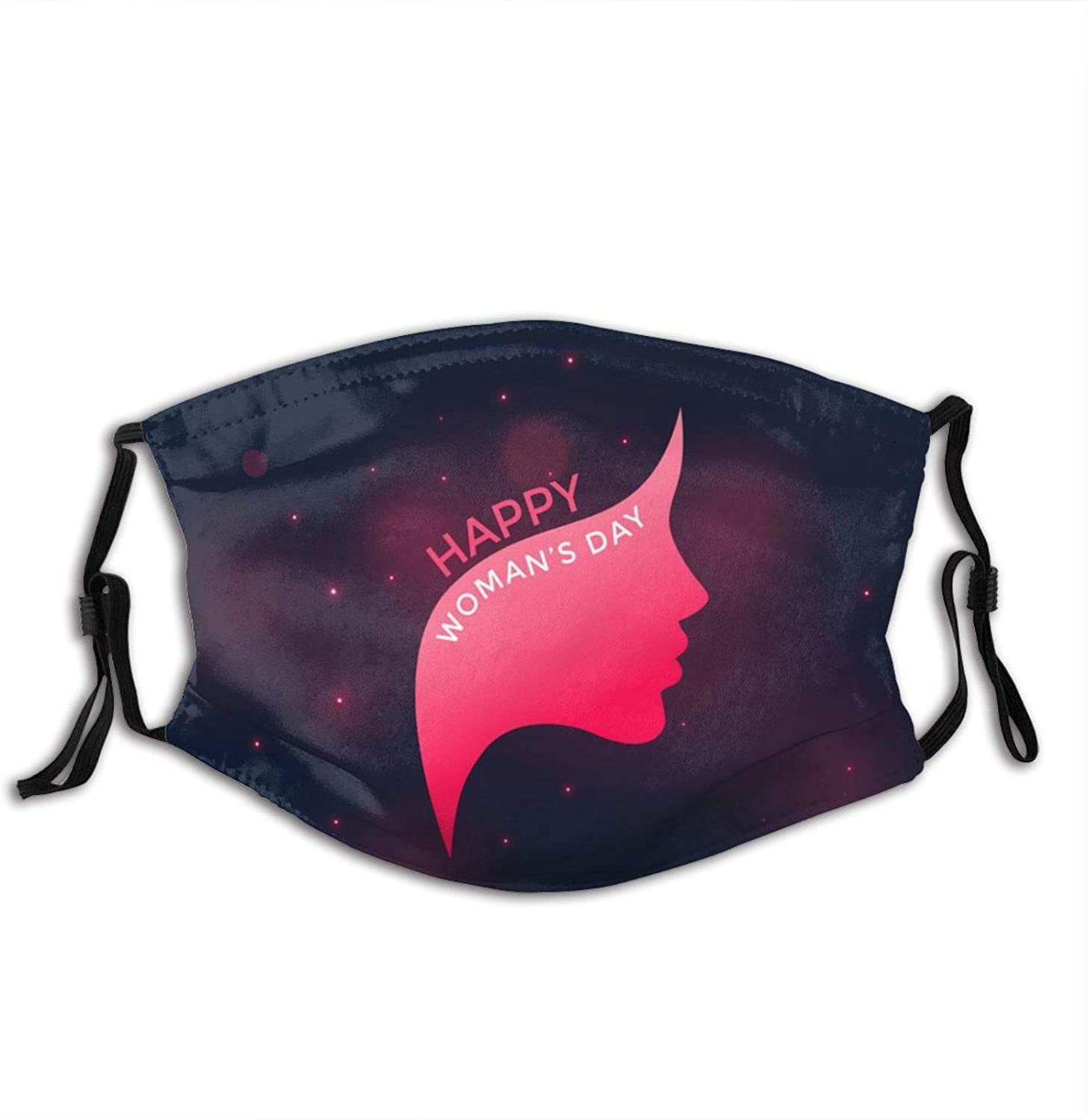 You Are Special Happy Women's Day Face Mask Fashion Adult Scarf, Reusable Washable Bandana With 2 Filters, For Men & Women