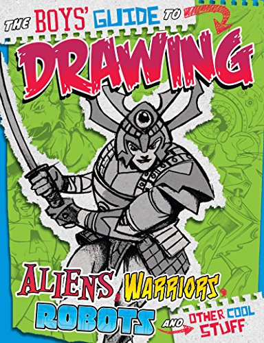 Boys' Guide to Drawing (Drawing Cool Stuff) (English Edition)