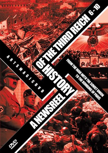 Newsreel History Of The Thirdreich - Vol. 6-10