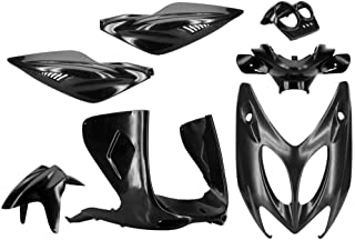 XTREM 03//06 FAIRING COQUE KIT 7 PEZZI CARENE BLU DERBI SENDA 50 DRD