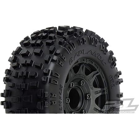 Pro-line Racing Badlands SC MTD Raid Tires 4WD F//R 6x30 PRO118210 : Slash 2WD 2