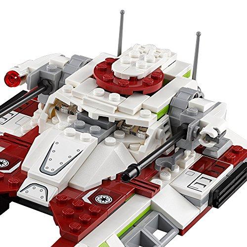 Tank de Combat Republic Fighter LEGO Star Wars 75182 - 305 Pièces - 1