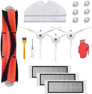SODIAL Accessories Kit for Mi Robot Roborock S50 S51 Robotic Vacuum Cleaner Replacement Parts