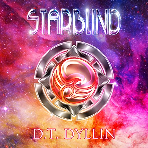 Starblind audiobook cover art