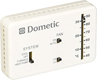 Dometic 3106995.040 Thermostat Cool-Furnace-Heat Pump