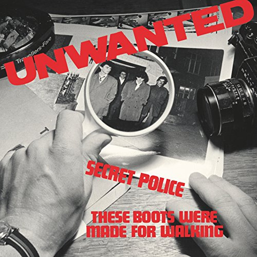 Secret Police / These Boots Were Made for Wal [Vinyl Single]