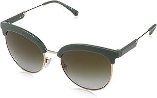 جورجيو ارماني نظارات شمسية عصرية شبه مربعة ، اخضر ، AR8107 56563153