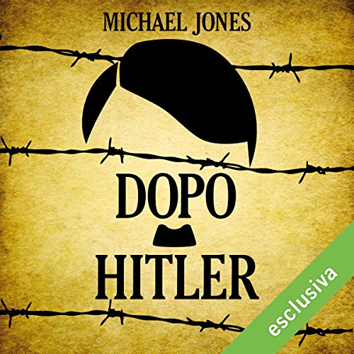 Dopo Hitler audiobook cover art