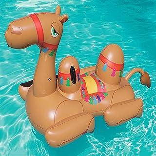 LCSD Juguetes inflables de la Piscina Flotadores for Piscinas, Balsas Gigantes for Piscinas inflables, Juguetes for Adultos Boyas de natación for niños - Tumbonas for Piscinas