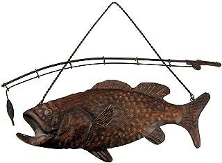 Best rustic fishing decor Reviews