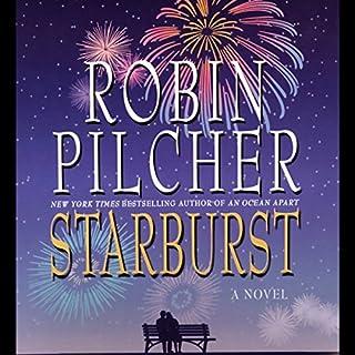 Starburst audiobook cover art