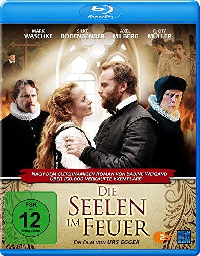 Die Seelen im Feuer (Blu-ray)