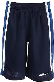 AND1 Basketball Shorts for Men with Pockets Mesh Elastic Waist Mens Shorts Athletic Shorts Men Casual