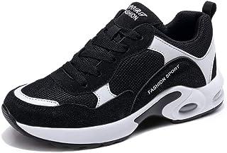PADGENE Femme Baskets Mode Chaussures, Chaussures de Course de Voyage Décontracté, Sport Course Sneakers Fitness Gym athlé...