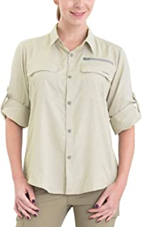 Women's Lightweight Quick Dry UPF 50+ Long Sleeve Shirt