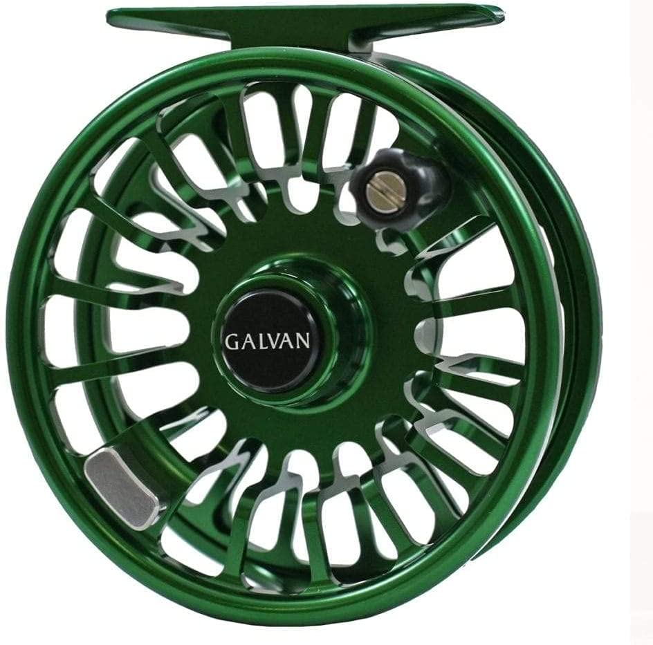 Max 69% OFF Galvan Torque Fly Courier shipping free shipping 4 Green Reel