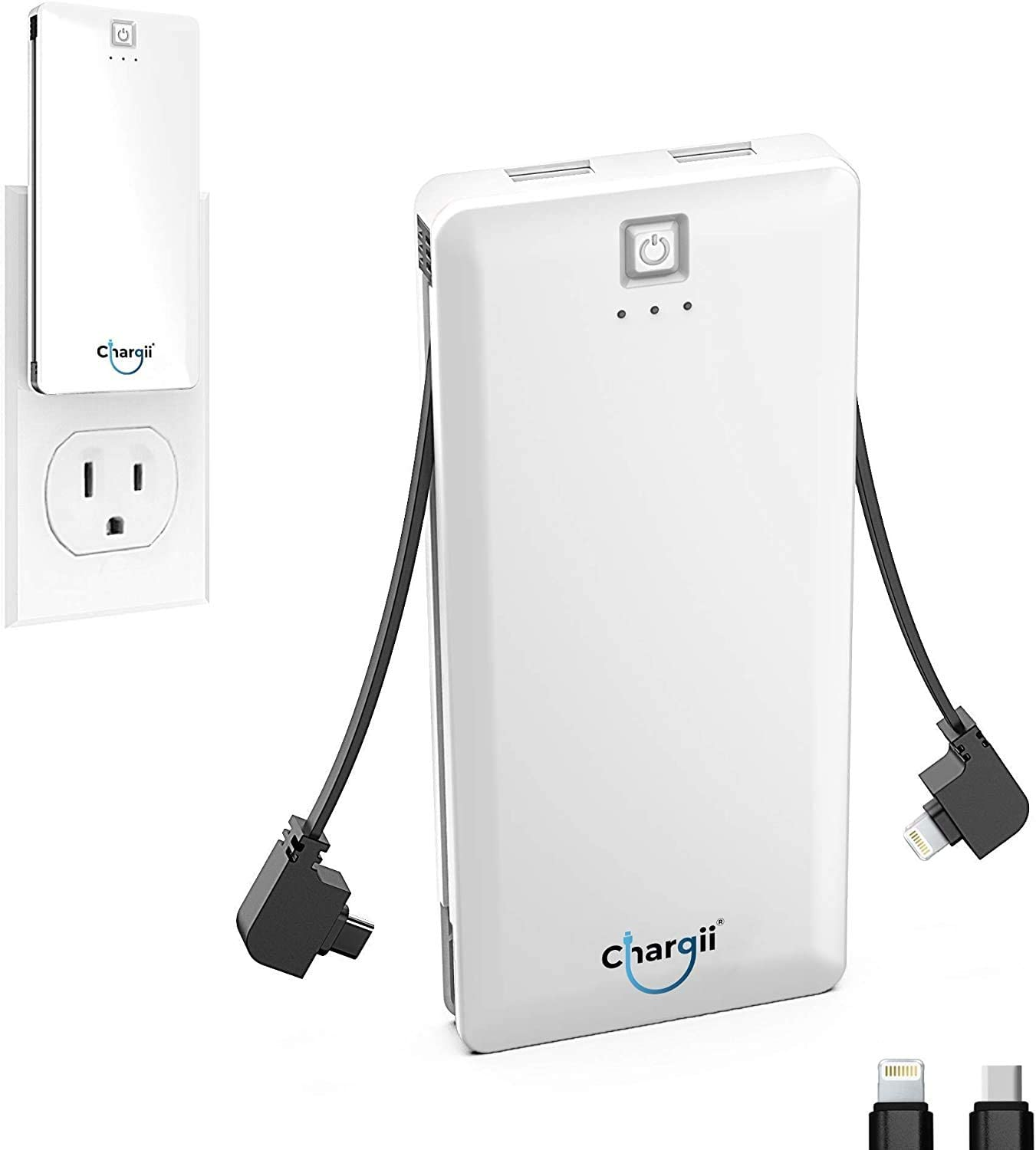 Plug-in AC Battery Charger