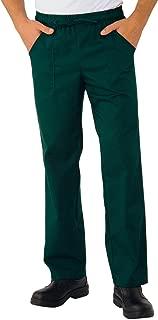 Fratelliditalia Pantalone Pantaloni pantalaccio Uomo Lavoro Fabbrica Cuoco Chef Pizzeria