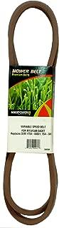 Maxpower 336358 V-Belt for MTD/Cub Cadet/Troy-Bilt Models 754-04001, 754-04001A, 954-04001, 954-04001A