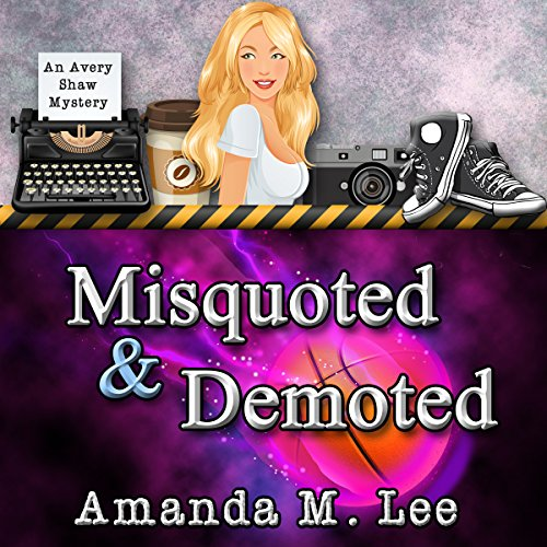 Misquoted & Demoted audiobook cover art