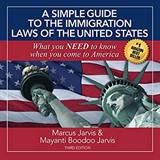 A Simple Guide to the Immigration Laws of the United States audiobook cover art