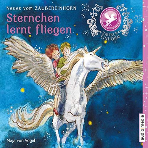 Page de couverture de Sternchen lernt fliegen