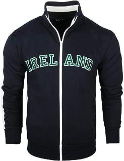 Malham USA Ireland Retro Varsity Track Jacket