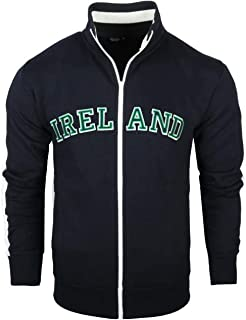 Ireland Retro Varsity Track Jacket