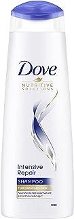 Dove Hair Therapy, Shampoo ristrutturante per capelli danneggiati, 250 ml, 3 pz.