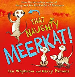 That Naughty Meerkat! Book for Children