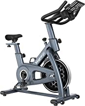 Sponsored Ad - Magnergy Spin Bike, Magnetic Indoor Stationary Bike With LCD To-Plan Fitness Cadence Monitor, Tablet Holder...