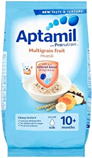 Aptamil with Pronutravi Multigrain Fruit Muesli 10mth+ (275g)