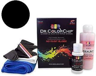 Dr. ColorChip BMW X6 Automobile Paint - Black Sapphire Metallic 475 - Road Rash Kit