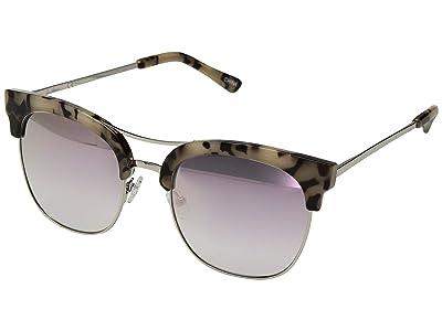 Sam Edelman Retro Combo (Oatmeal) Fashion Sunglasses