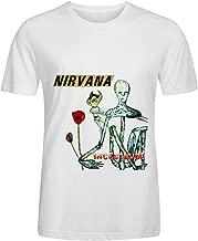 Snowl Nirvana Incesticide Tour Tracks Mens O Neck Printed Tee