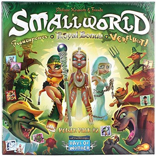 Days of Wonder DOW0011 Small World-Power Pack 2 Erweiterung, Bunt
