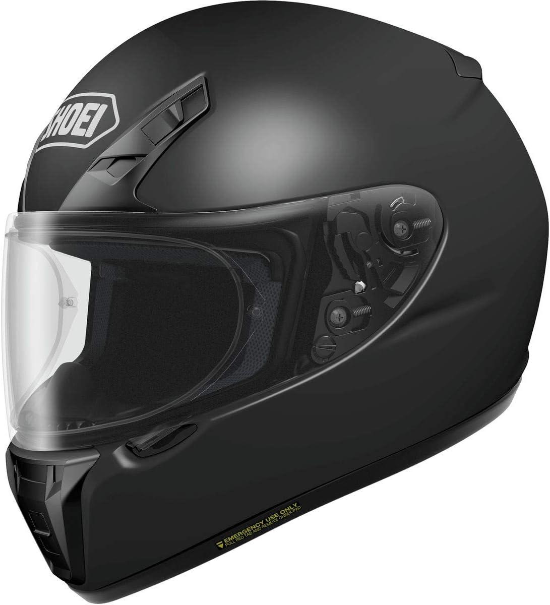 Shoei RF-SR Helmet, Matte Black, Large