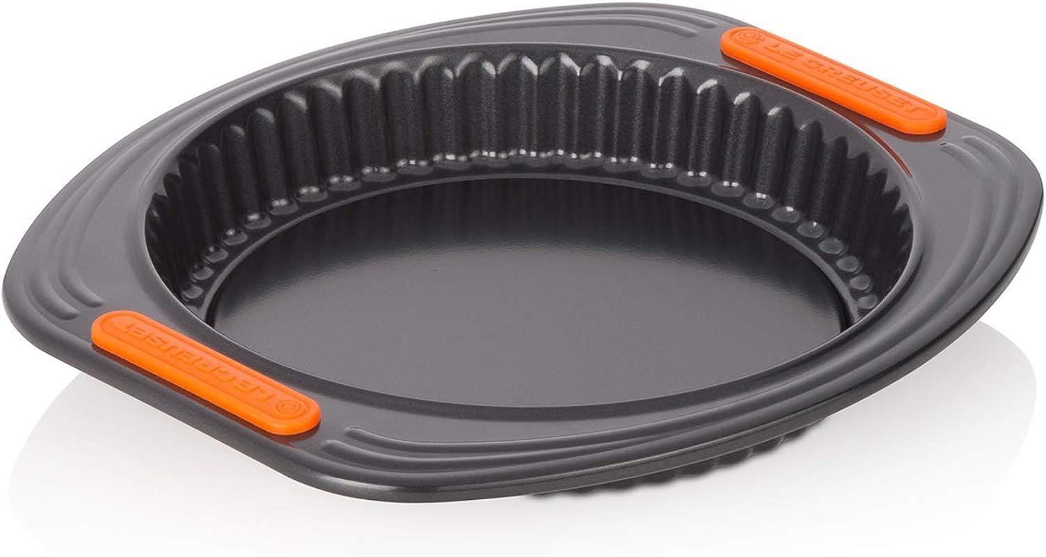 Le Creuset Toughened Non Stick Bakeware Flan Quiche Tin 26 Cm