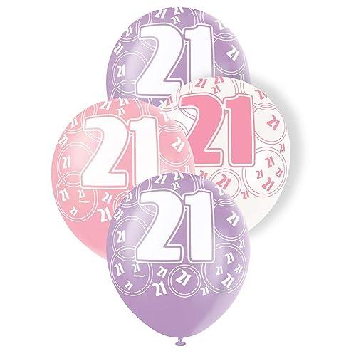 21st Birthday Balloons Amazoncouk