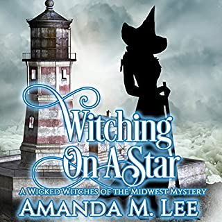 Witching on a Star audiobook cover art