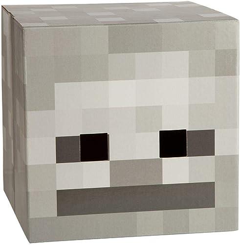 marcas en línea venta barata Máscara Minecraft Minecraft Minecraft - Skeleton  El ultimo 2018