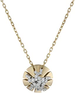 Vesuvio 18k Gold/Diamond Necklace