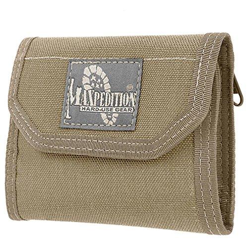 Maxpedition C.M.C. Wallet Tasche, Khaki, Einheitsgröße